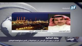 مستشار اقتصادي: أرامكو السعودية جزء من الشركات الأخرى العاملة في العالم