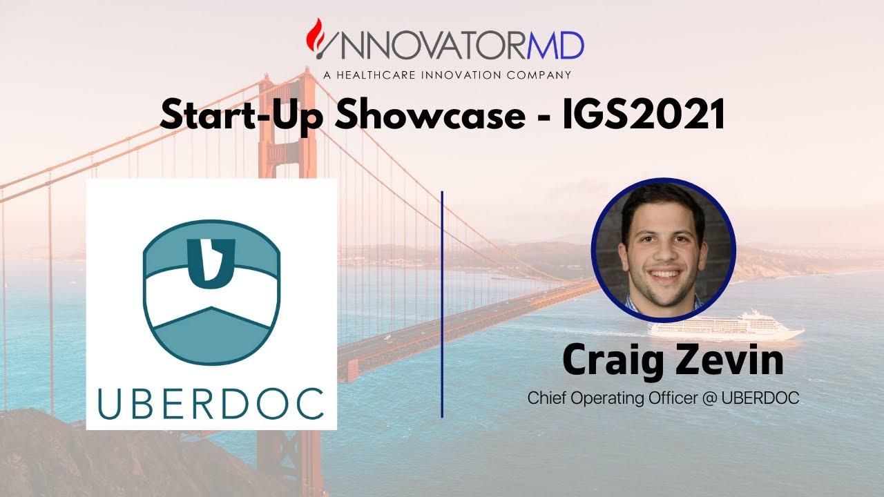 IGS2021: Start-Up Showcase - Uberdoc