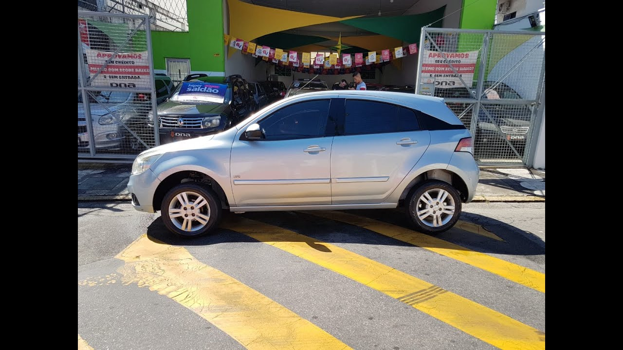 GM/AGILE LTZ 1.4 COMPLETO 2011 TEM SCORE BAIXO LIGA AGORA