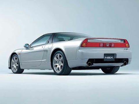 HONDA 初代NSX オークションで280万で買った。