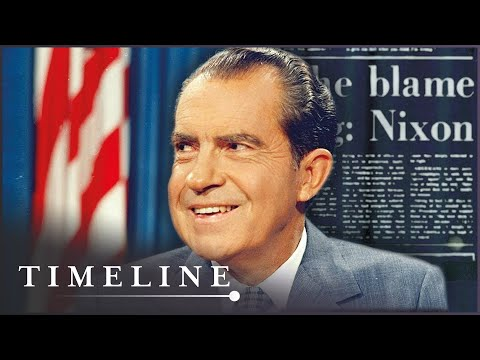 Nixon In The Den American Political Documentary  Timeline
