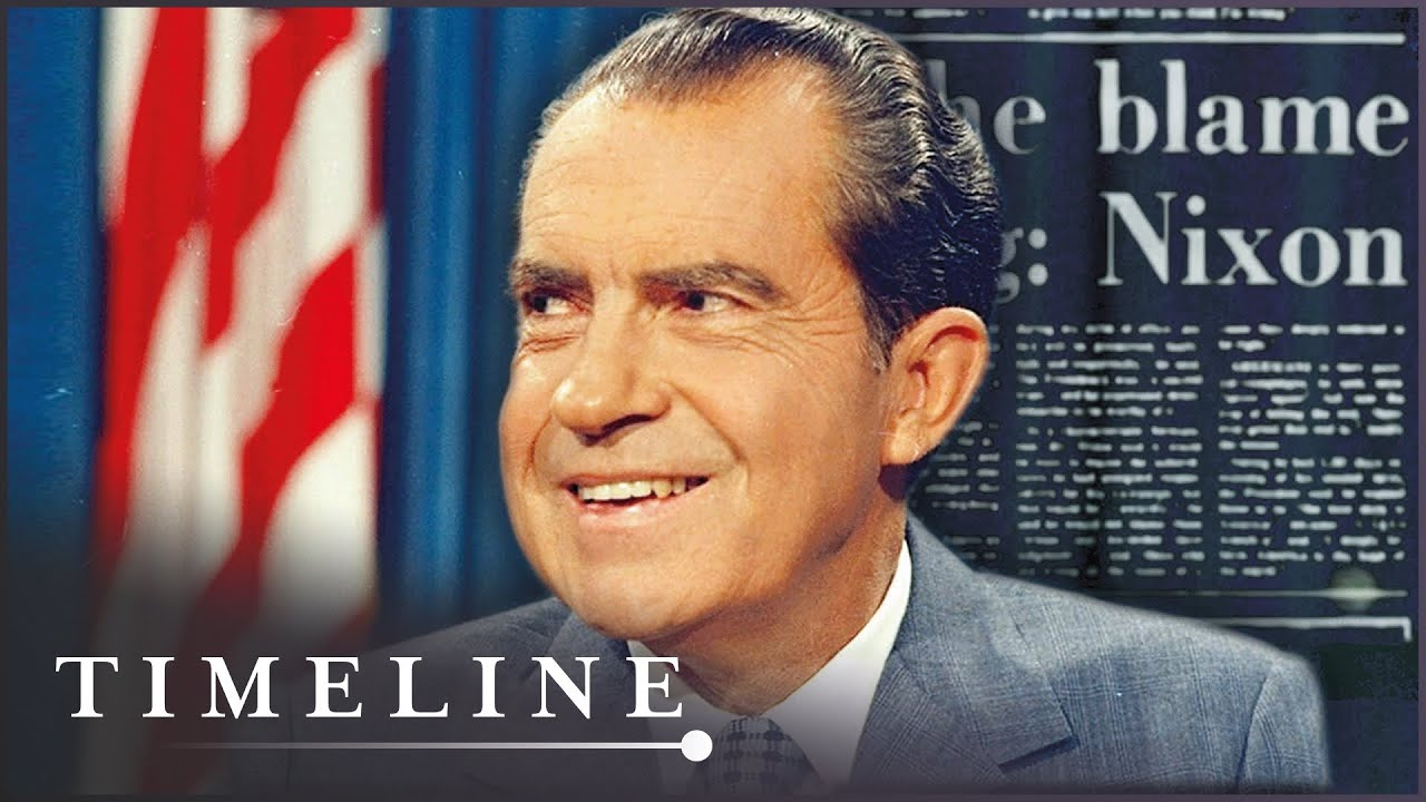 Nixon In The Den (Richard Nixon Documentary) | Timeline