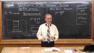Урок 157. Изопроцессы и их графики. Частные газовые законы
