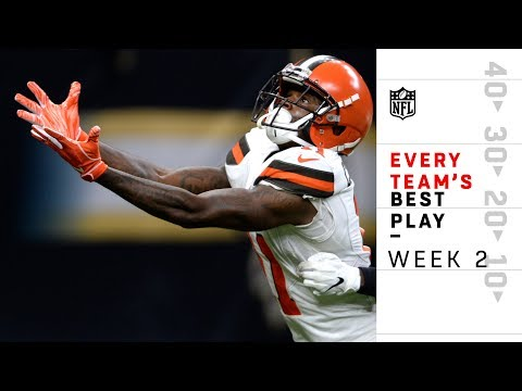 Every Team's Best Play from Week 2 | NFL Highlights