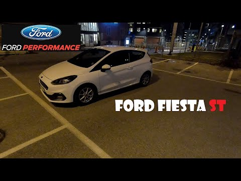 Ford Fiesta ST MK8 POV Drive-review - My New Car