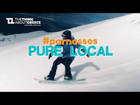 #Parnassos with Luke and Clio X WRL