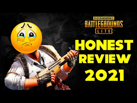 What was really happened to PUBG PC LITE? Should you play in 2021?   Honest Review