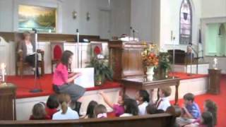 What is Love - Valentine's Day Childrens sermon