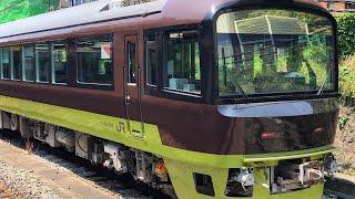 2019/06/19 JR東日本485系リゾートやまどり 横須賀線逗子