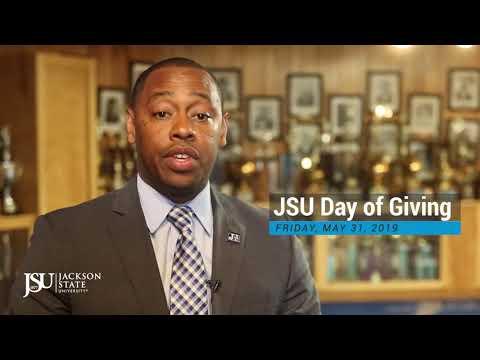 JSU Day Of Giving - Ashley Robinson