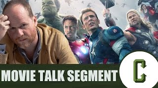 Joss Whedon Talks Avengers: Age Of Ultron Failure - Collider