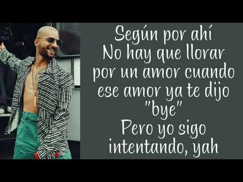 Download Maluma ~ Perdón (feat. Yandel) ~ Letra