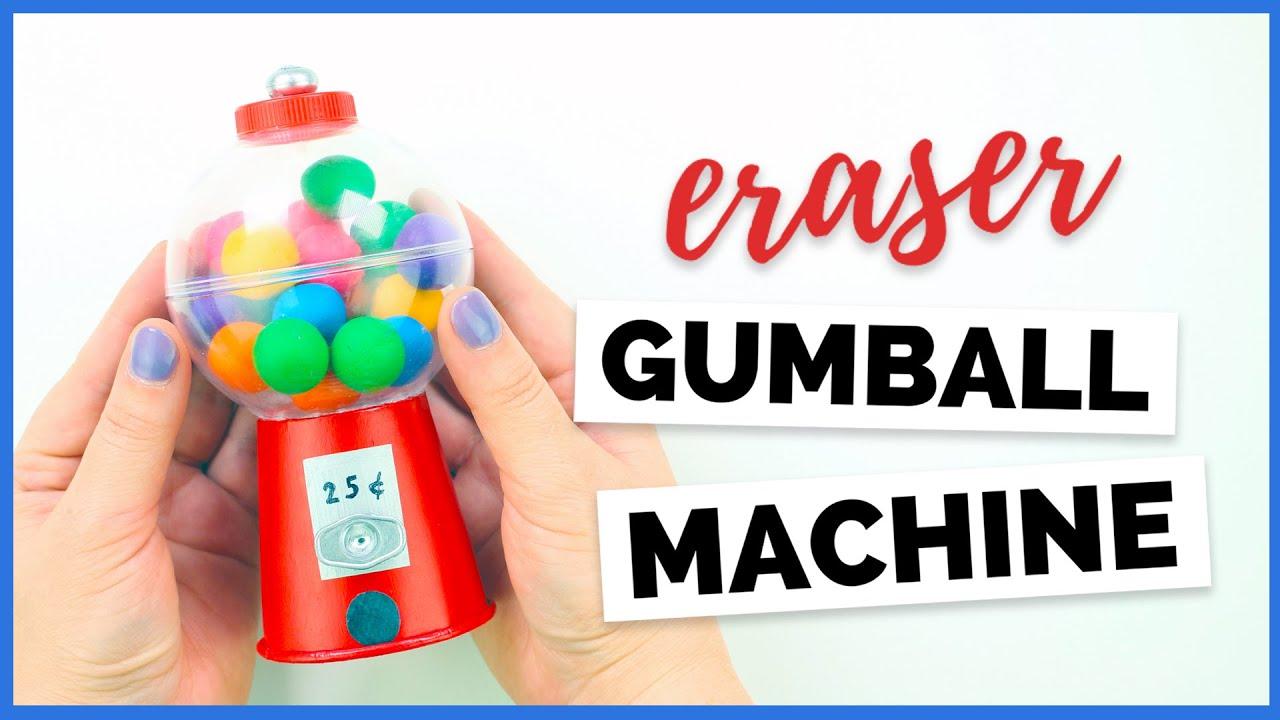 gumball machine diy