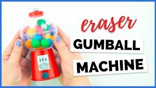 DIY Gumball Machine   DIY Back to School