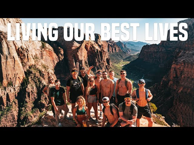 OUR FIRST EVER FITNESS CULTURE RETREAT | PART 1