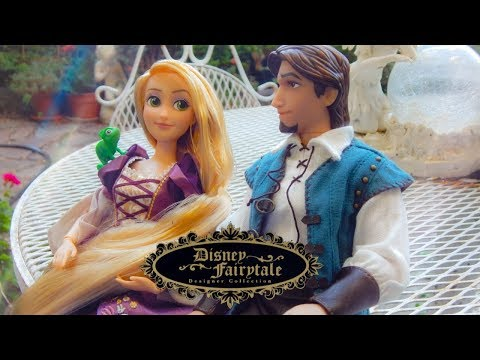 Disney Fairytale Collection: Rapunzel & Flynn UNBOXING & REVIEW