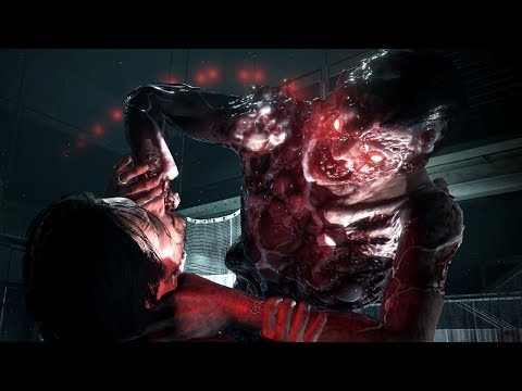 The Evil Within 2 Review - The Matrix, Resident Evil 4 & Dead Space Rolled Into One