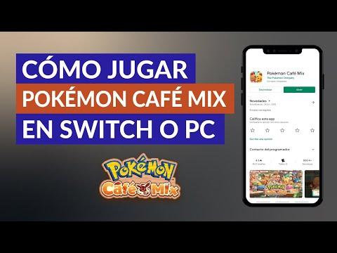 Cómo Empezar a Jugar a Pokemon Café Mix en Switch, PC, Android e iOS
