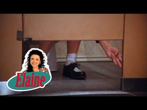 The Toilet Paper Spare - Seinfeld