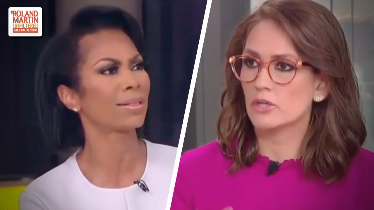 'This Is Insane!' Fox News Guest Exposes Trump's Racism Gets Told By Harris Faulkner