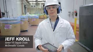 See How Hamburger Patties Are Made | McDonald's Canada