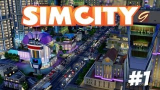 "Let´s Play Sim City 5 ""Making a city"" Ep. 1"