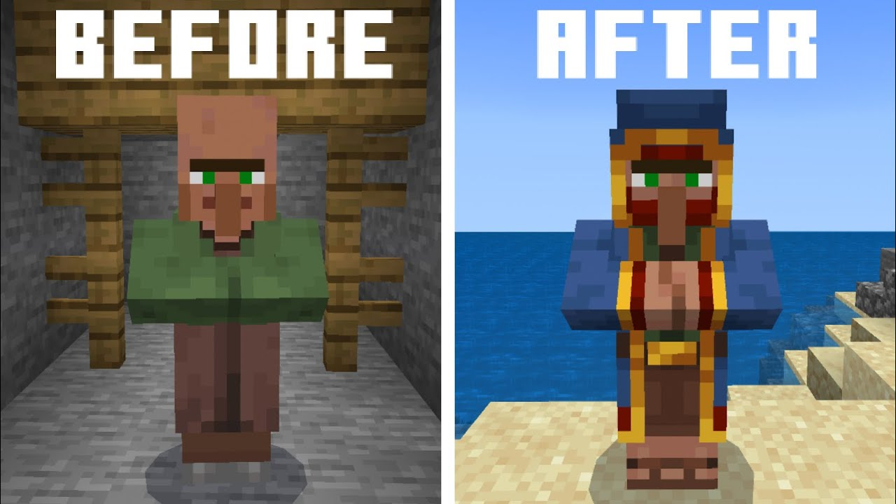 The Story of Minecraft's FIRST Wandering Trader...