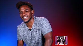 97.1 Seconds with Kendrick Lamar