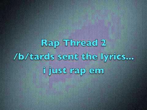 4chan /b/ rap, day 2