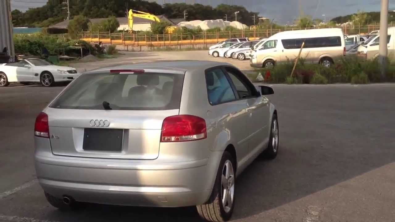 Stock No.2127 AUDI A3 Attraction 2004