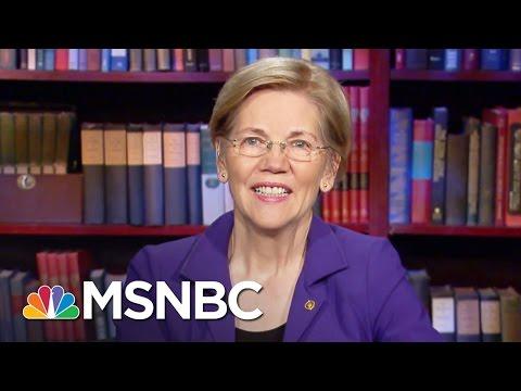 Elizabeth Warren On Republicans And Donald Trump's 'Nonsense' | All In | MSNBC