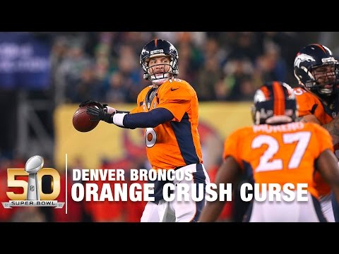 The Orange Crush Curse: Why the Broncos Chose to Wear White in Super Bowl 50 | NFL