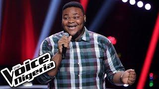 Emmanuel Precious sings 'Survivor' / Blind Auditions / The Voice Nigeria Season 2