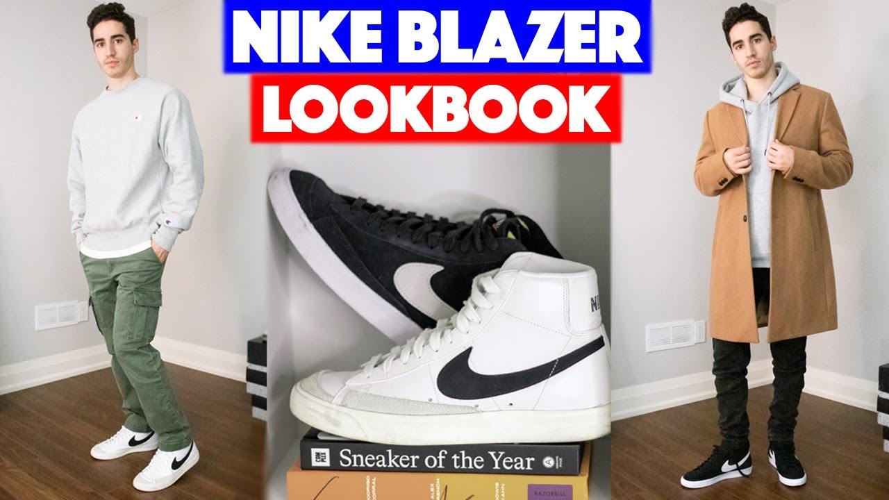 4 Ways to Style the Nike Blazer Mid 77 Vintage | Outfit Ideas
