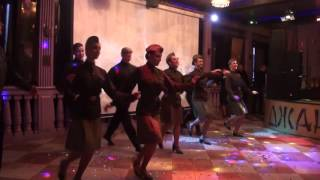 Смуглянка военные танцы