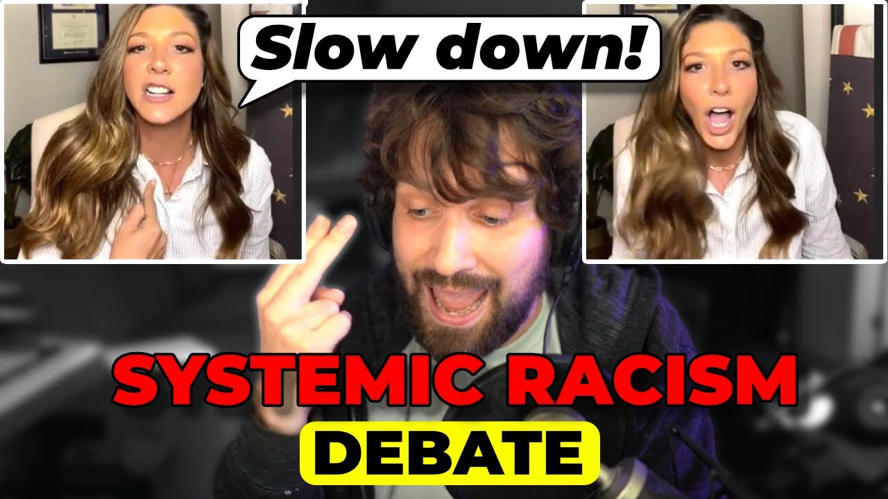 """""""I Can't Slow Down, You Just Said 30 False Things!"""" - Conservative Debate Triggers Destiny"""