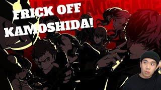 FRICK OFF KAMOSHIDA - Persona 5 (Part 2)  (PC)  LIVE STREAM AND MORE