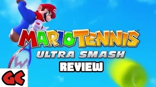 Mario Tennis Ultra Smash | Review // Test