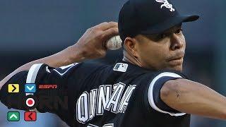 What Were Cubs' Motives In Acquiring José Quintana? | Around The Horn | ESPN