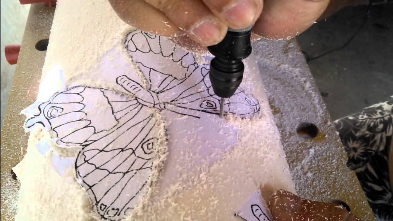 Fazendo Desenho Em Luminaria Em Cano De Pvc Recicliart Ceara