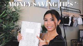 MONEY SAVING TIPS! 15 WAYS TO SAVE MONEY NOW ☆
