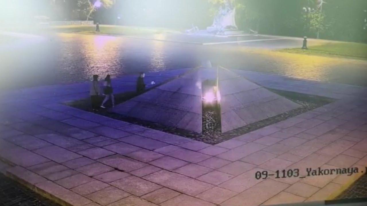 Задержаны все участники инцидента у Вечного огня в Кронштадте