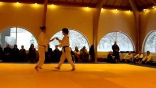 Judo at Bosei - Boy vs Girl - Who wins?