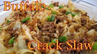 atkins diet recipes low carb buffalo crack slaw if