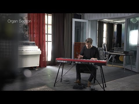 Nord Stage 3 - Official demo