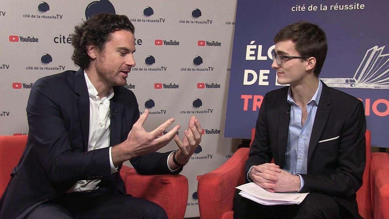 Interview de Mathias VICHERAT, cité de la réussite 2017 ...