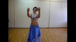 Красивый танец живота   Восточные танцы   Belly dance   #Танцы