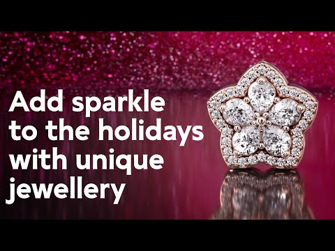 Add sparkle to the holidays with unique jewellery