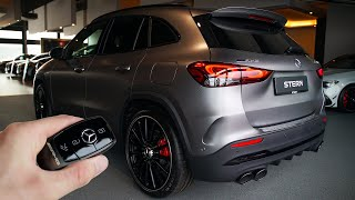 2021 Mercedes GLA 45 S AMG (421hp) - Sound & Visual Review!