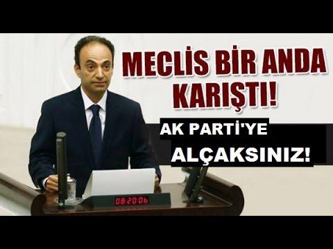 HDP Osman Baydemir'den AKP'ye: ALÇAKSINIZ ! Mart 2017
